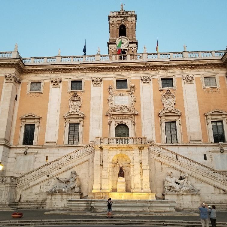 Palazzo Senatario, Rome, Italy