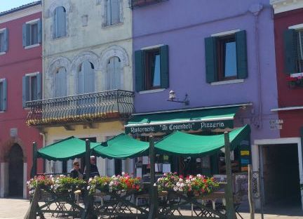 Photograph of Burano Italy